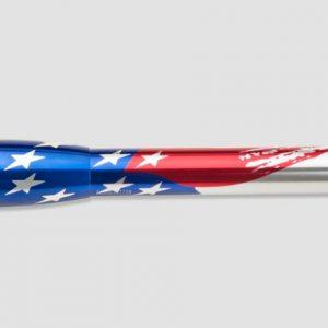Đèn Pin Mini Maglite Led SP22AE7 màu cờ mỹ