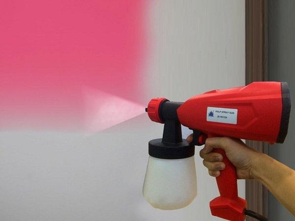 Có nên sử dụng máy phun sơn giá rẻ?