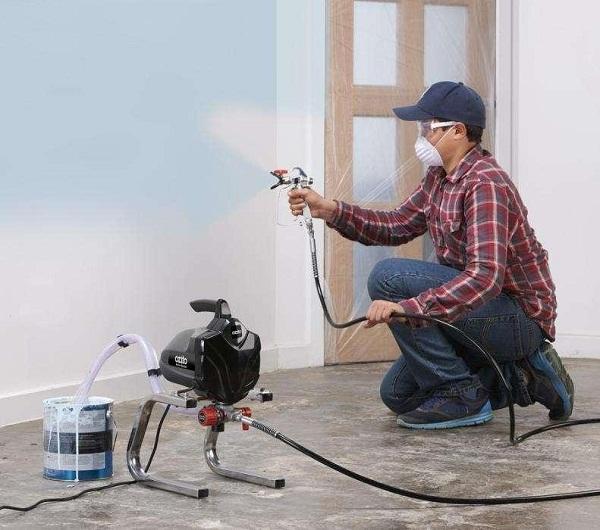 máy phun sơn nước