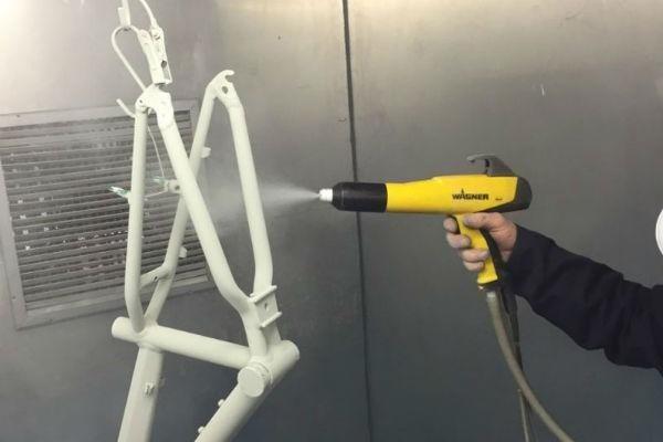 Súng phun sơn điện có an toàn không?