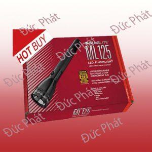 Đèn pin Maglite Led Pin Sạc ML125-35014Y