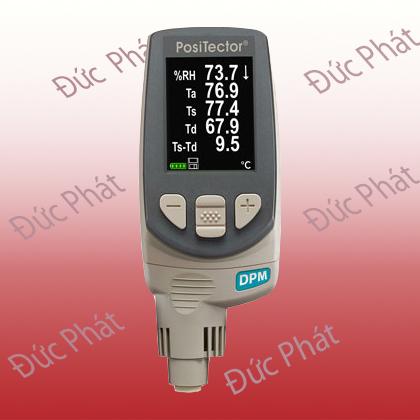 Defelsko Máy đo nhiệt độ môi trường Dew Point Meter